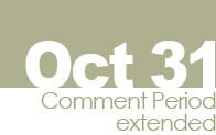 Public Review and Comment Period - extended to October 31