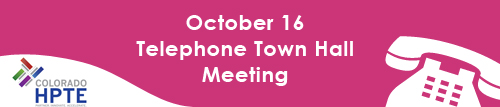 Telephone Town Hall Meeting (header)