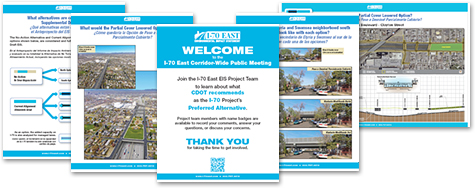 April 2013 Corridor-Wide Public Meeting (thumbnail of meeting materials)