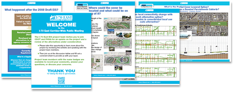 November 2012 Corridor-Wide Public Meeting (thumbnail of meeting materials)
